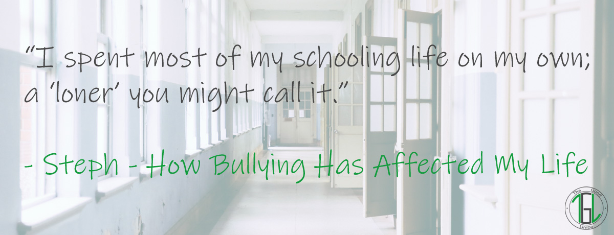 How Bullying has affected my Life featured image