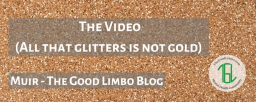 The Video Blog Glitter image