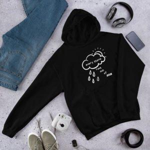 Every Storm Dark Hoodie