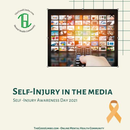 Self Injury in the media Blog